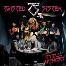 TWISTED SISTER - STILL HUNGRY (RE-RECORDING INCL. 2 LOST TRACKS & 5 BONUS TRACKS) CD (NEW)