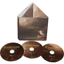 CANDLEMASS - NIGHTFALL (SPECIAL 30TH ANNIVERSARY 3-DISC EDITION, DIGIPACK) 3CD (NEW)
