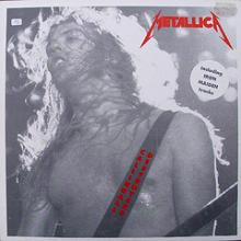 METALLICA - CALLINGALL DESTROYERS (YELLOW VINYL) LP