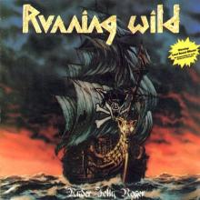 RUNNING WILD - UNDER JOLLY ROGER (FIRST U.S.A. EDITION) CD