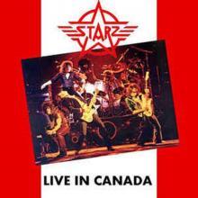 STARZ - LIVE IN CANADA - LP