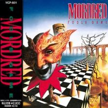 MORDRED - FOOL'S GAME (FIRST JAPAN EDITION +OBI) CD