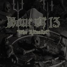HOUR OF 13 - THE RITUALIST (LTD EDITION PURPLE VINYL +STICKER) LP (NEW)