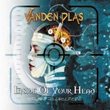 VANDEN PLAS - INSIDE OF YOUR HEAD CD'S (NEW)