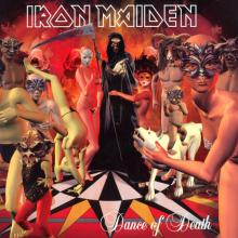 IRON MAIDEN - DANCE OF DEATH CD