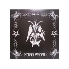 DARK STORM/APOLOKIA - KULT SATAN/IN CEREMONIAL CIRCLES - SPLIT (LTD EDITION 350 COPIES, SOMBRE RECORDS) LP