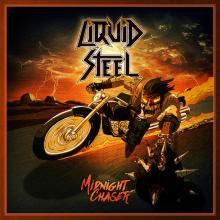 LIQUID STEEL - MIDNIGHT CHASER CD (NEW)
