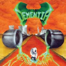 DEMENTIA - RECUPERATE FROM REALITY CD (NEW)