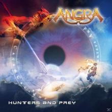 ANGRA - HUNTERS AND PRAY CD
