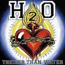 H2O - THICKER THAN WATER (SEALED COPY) LP (NEW)