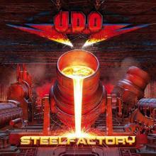 UDO - STEELFACTORY (GATEFOLD) 2LP (NEW)