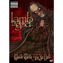 LAMB OF GOD - WALK WITH ME IN HELL DVD (NEW)