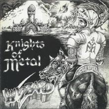 WYZARD - KNIGHTS OF METAL (FIRST EDITION PERRIS REC. 2003) CD
