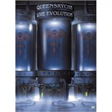 QUEENSRYCHE - LIVE EVOLUTION DVD