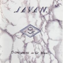 JAVAN - SOMEWHERE IN THE NIGHT CD