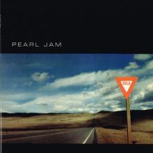PEARL JAM - YIELD (WHITE VINYL) LP (NEW)