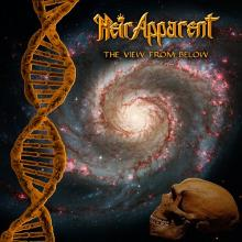 HEIR APPARENT - THE VIEW FROM BELOW CD (NEW)