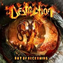 DESTRUCTION - DAY OF RECKONING (LTD EDITION SLIPCASE +BONUS TRACK) CD (NEW)
