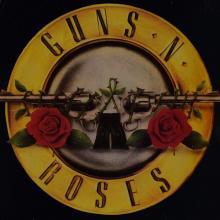 GUNS N' ROSES - SOME KINDA ORANGE - LIVE SAN DIEGO '87, L.A. '86 & LONDON '87 2LP