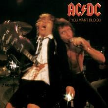 AC/DC - IF YOU WANT BLOOD (U.S.A. EDITION, SEALED COPY) LP (NEW)