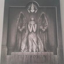 LACRIMOSA - TESTIMONIUM (LTD HAND-NUMBERED EDITION 999 COPIES INCL. INSERT, BAS-RELIEF GATEFOLD COVER) 2LP (NEW)
