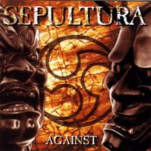 SEPULTURA - AGAINST CD (NEW)