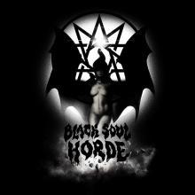 BLACK SOUL HORDE/DEXTER WARD - SAME/SAME - SPLIT (LTD EDITION 300 HAND NUMBERED COPIES) LP (NEW)