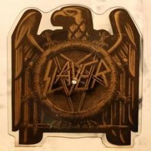 SLAYER - SEASONS IN THE ABYSS (LTD EDITION SHAPED PICTURE DISC) 7