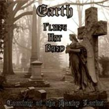 EARTH/FLYING HAT BAND - COMING OF THE HEAVY LORD - SPLIT LP (NEW)