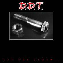 D.D.T. - LET THE SCREW TURN YOU ON (LTD NUMBERED EDITION 500 COPIES RED VINYL) MLP (NEW)