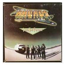 RHOADS - INTO THE FUTURE (GATEFOLD, +STICKER) LP