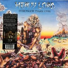 HEAVY LOAD - STRONGER THAN EVIL (180G BLACK VINYL, INCL. 12P BOOKLET & BONUS CD, GATEFOLD) LP (NEW)