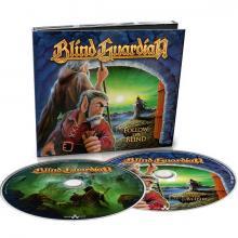 BLIND GUARDIAN - FOLLOW THE BLIND (2018 REISSUE DIGIPAK) 2CD (NEW)