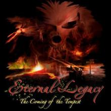 ETERNAL LEGACY THE COMING OF THE TEMPEST CD (NEW)