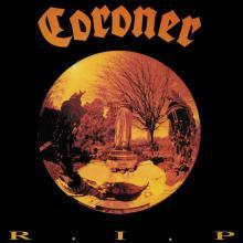 CORONER - R.I.P. (2018 REISSUE, REMASTERED 180GR BLACK VINYL INCL. INSERT) LP (NEW)