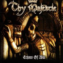 THY MAJESTIE - ECHOES OF WAR CD (NEW)