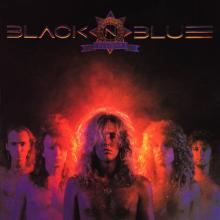 BLACK 'N BLUE - IN HEAT LP