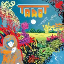 TAROT - THE WARRIORS SPELL CD (NEW)