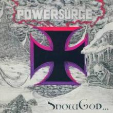POWERSURGE - SNOW GOD (LTD HAND-NUMBERED EDITION 100 COPIES WHITE VINYL, GATEFOLD) LP