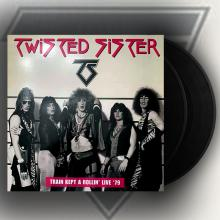 TWISTED SISTER - Train Kept A Rollin' Live '79 (Ltd 456 / Hand-Numbered) 2LP