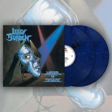 LIZZY BORDEN - Master Of Disguise (Ltd 300 / Blue-Black Marbled) 2LP