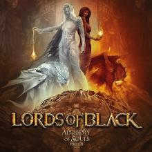 LORDS OF BLACK - Alchemy Of Souls - Part II CD