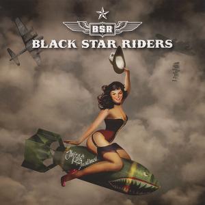 BLACK STAR RIDERS - THE KILLER INSTINCT (GATEFOLD) LP (NEW)