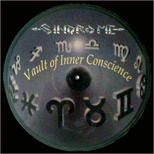 """SINDROME - VAULT OF INNER CONSISTENCE (LTD EDITION 250 COPIES PICTURE DISC) 12"""" LP"""