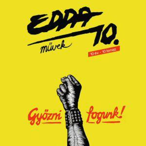 EDDA MUVEK - 10. GYOZNI FOGUNK! LP