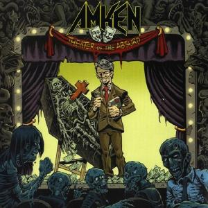 AMKEN - THEATER OF THE ABSURD CD (NEW)