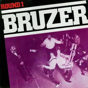 BRUZER - ROUND 1 (GOLD STAMPED PROMO) LP