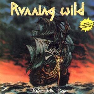 RUNNING WILD - UNDER JOLLY ROGER (FIRST U.S.A. EDITION) CD