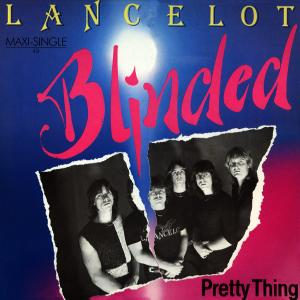 """LANCELOT - PRETTY THING/BLINDED 12"""" LP"""