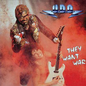 """UDO - THEY WANT WAR 12"""" LP"""